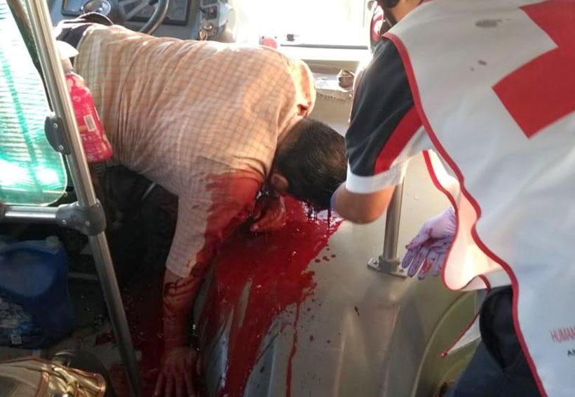 Video: Asesinan a dos en un urbano en Salina Cruz | El Imparcial de Oaxaca