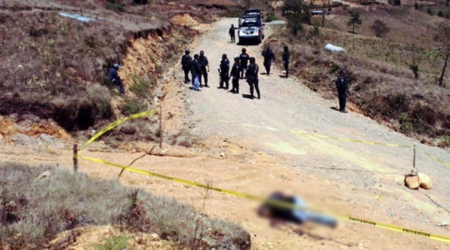 Ataque armado en Zochiquilazala deja tres muertos y tres heridos 355279dca85
