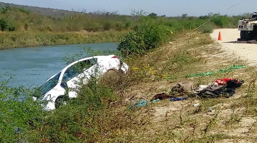 Muere al volcar auto en un canal de aguas en Asunción Ixtaltepec | El Imparcial de Oaxaca