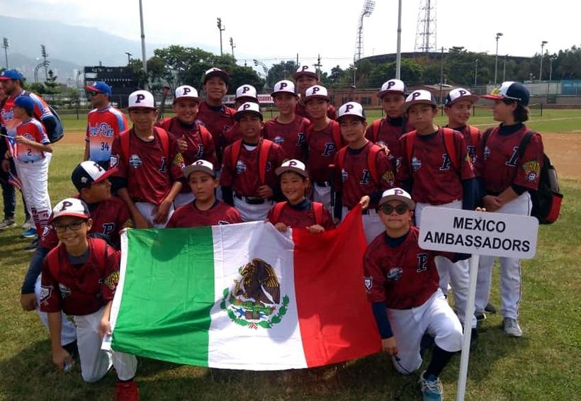 Brilla oaxaqueño en Colombia | El Imparcial de Oaxaca