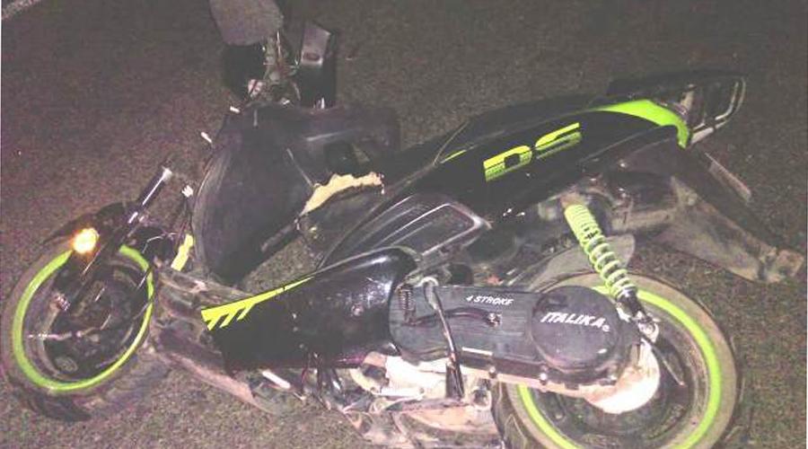 Huye conductor tras atropellar a motociclista en Huajuapan | El Imparcial de Oaxaca
