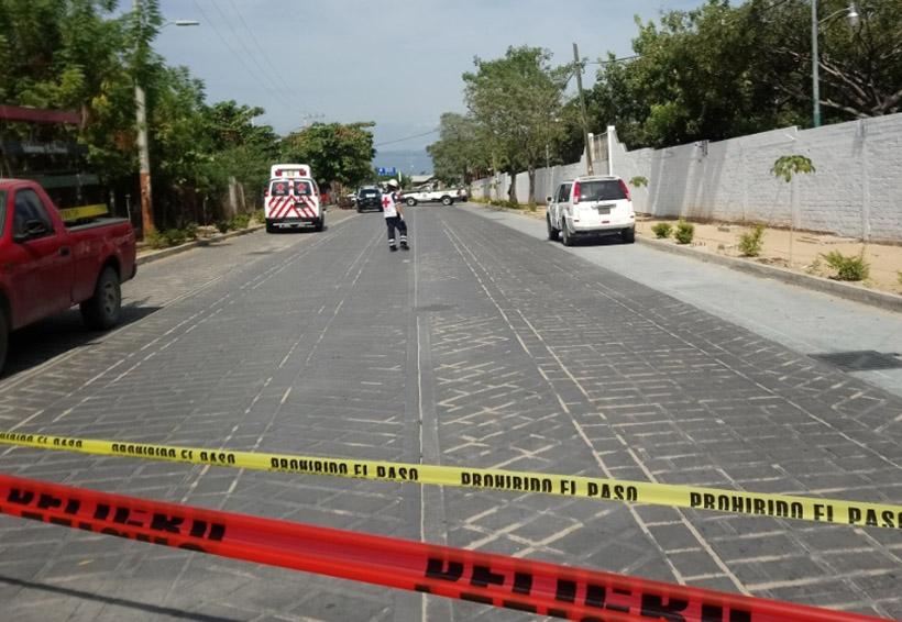 Matan a huesero en Puerto Escondido | El Imparcial de Oaxaca
