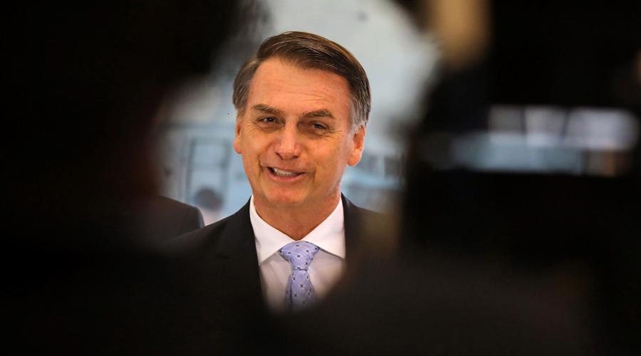 Jair Bolsonaro sigue los pasos de Trump para comunicarse y gobernar Brasil | El Imparcial de Oaxaca