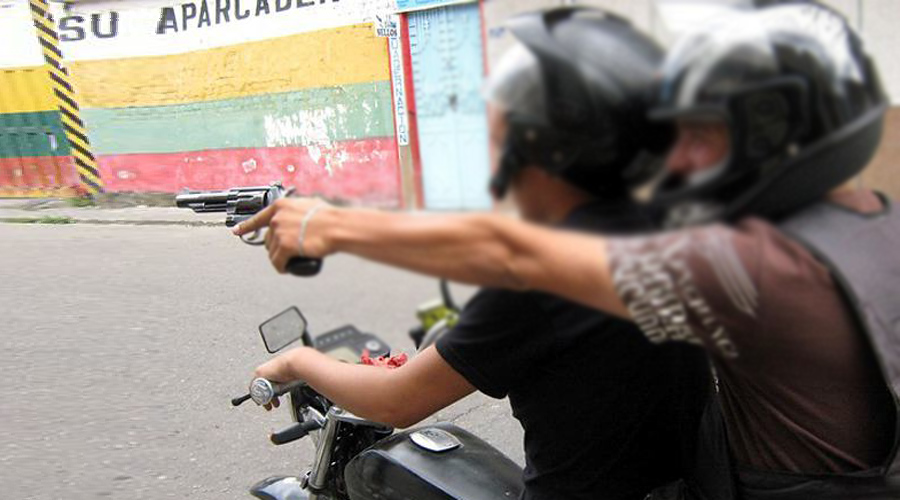 Asaltan a mujer a mano armada y le roban motocicleta | El Imparcial de Oaxaca