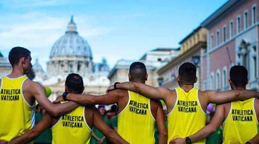 El Vaticano crea un equipo de atletismo para competir a nivel internacional
