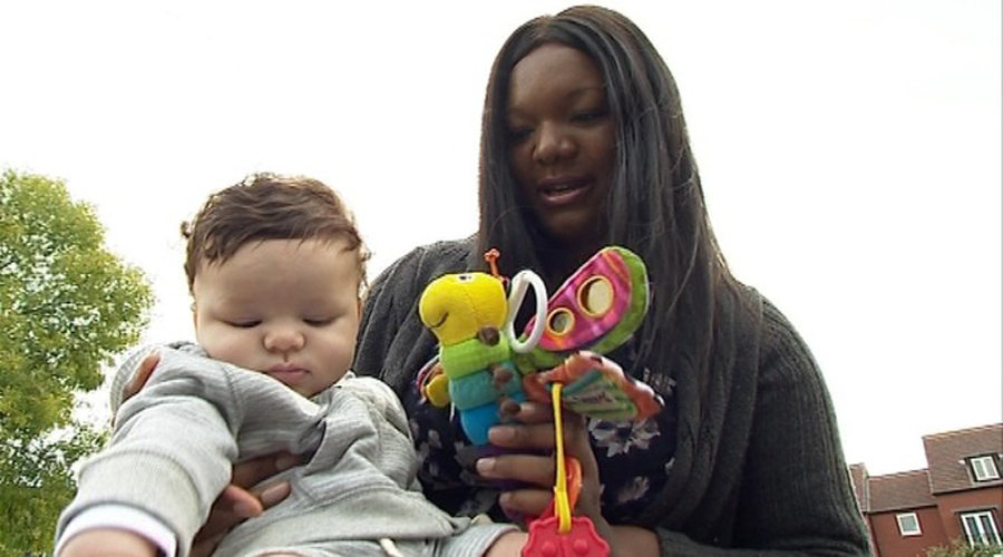 Uno en un millón: bebé nace con piel blanca de madre afrodescendiente | El Imparcial de Oaxaca