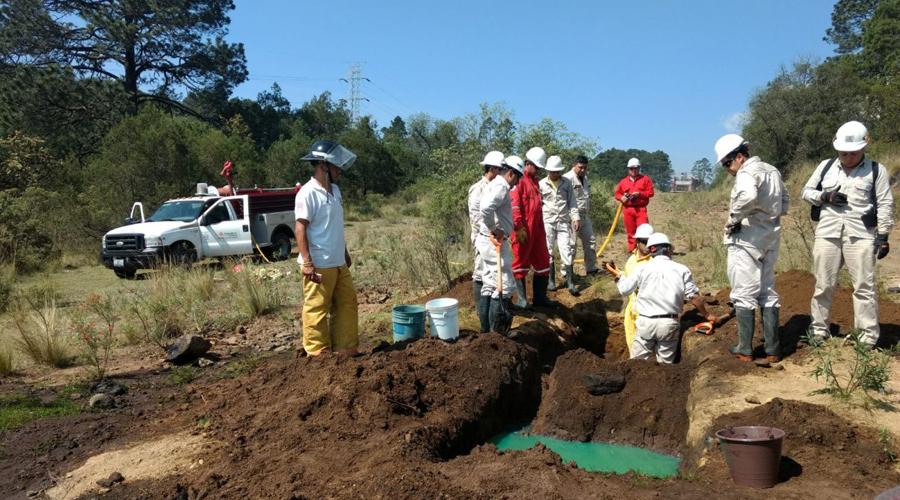 Gracias a denuncias, cierran 18 tomas clandestinas en Tlahuelilpan | El Imparcial de Oaxaca