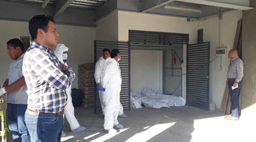 Trasladan restos de víctimas de explosión que no pudieron ser identificadas | El Imparcial de Oaxaca