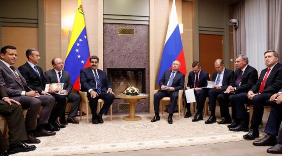 Rusia reprueba actitud de EU contra Venezuela | El Imparcial de Oaxaca