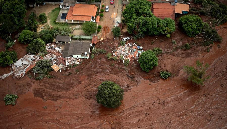 Evacuan a miles en Brasil ante riesgo de colapso de otro dique de represa | El Imparcial de Oaxaca