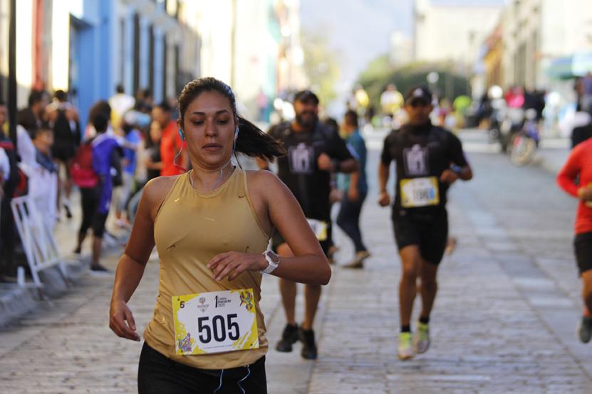 Triunfo tlaxcalteca encarrera pedestre | El Imparcial de Oaxaca