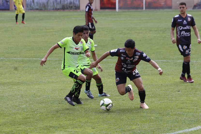 Chapulineros saca el empate   El Imparcial de Oaxaca