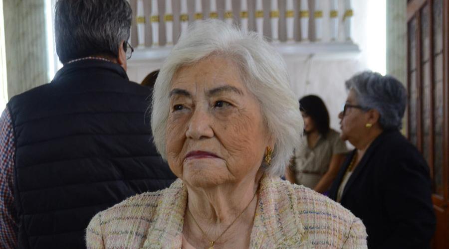 Doña Amelia cumple 91 años