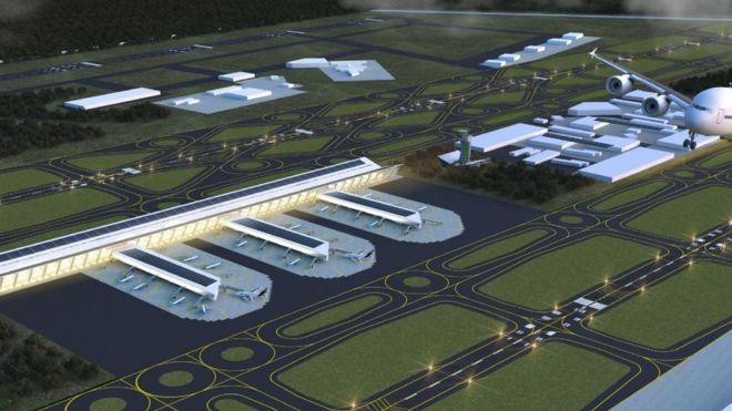Sedena administrará aeropuerto de Santa Lucía | El Imparcial de Oaxaca