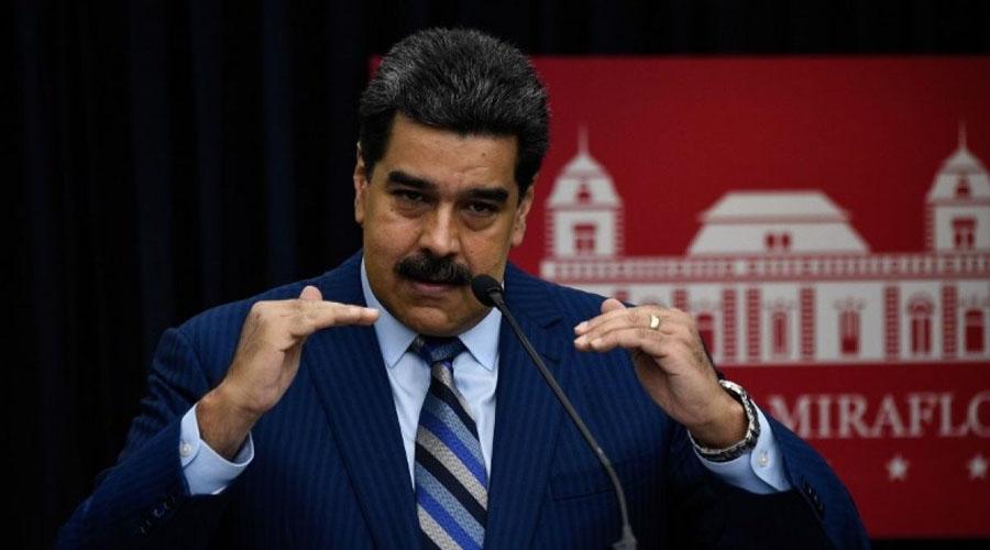 Afirma Maduro que ayuda humanitaria para Venezuela es un show | El Imparcial de Oaxaca