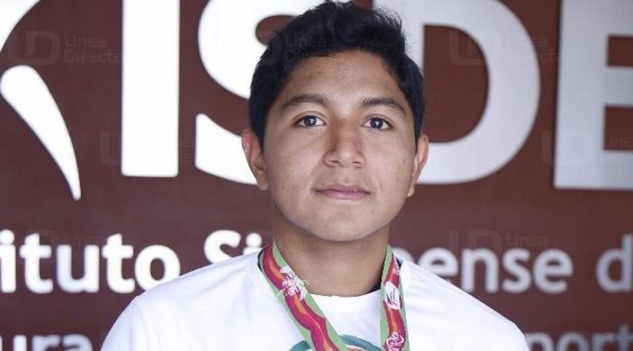Juan Diego García da a México medalla de Oro en Para-Taekwondo | El Imparcial de Oaxaca