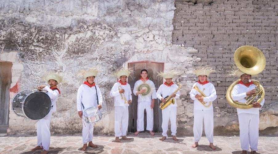 Elmar Mendoza: Las artes al rescate del chocholteco