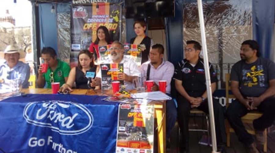 Anuncian el Serial Off Road en Zaachila | El Imparcial de Oaxaca