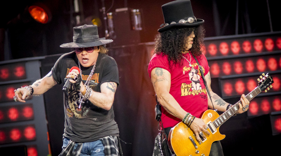 Slash y Gun's and Roses se reencontrarían en agosto para grabar nuevo disco | El Imparcial de Oaxaca