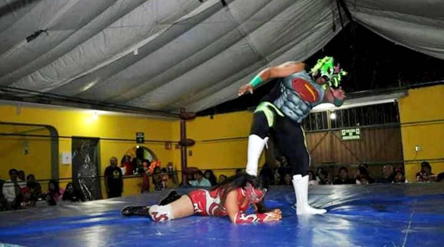 Nacen nuevas estrellas de la lucha libre en Oaxaca | El Imparcial de Oaxaca