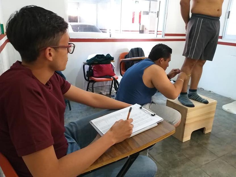 Imparten certificación en cineantropometría | El Imparcial de Oaxaca