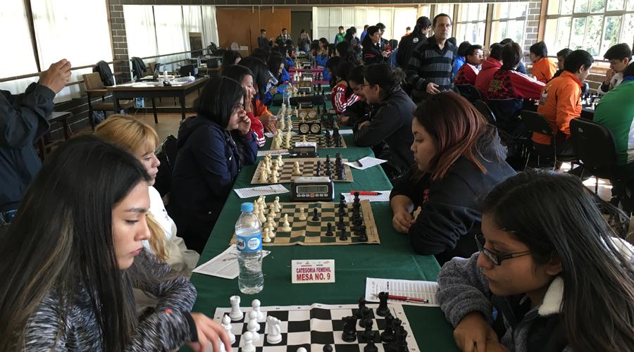 Por huelga del STEUABJO cambian sede de campeonato nacional de ajedrez