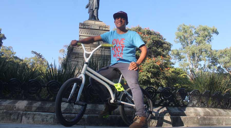 Participará biker oaxaqueño en competencia de Alemania | El Imparcial de Oaxaca