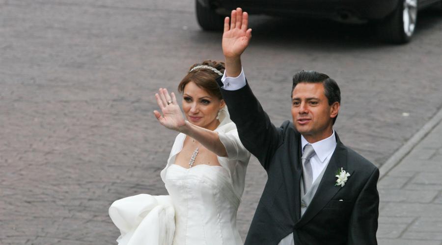 Peña Nieto y otros ex presidentes de México que se han divorciado tras su gobierno | El Imparcial de Oaxaca
