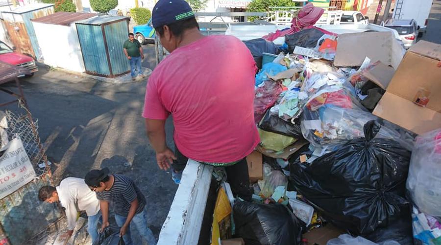 Ciudadanos de Salina Cruz se organizaron para retirar la basura de las calles | El Imparcial de Oaxaca