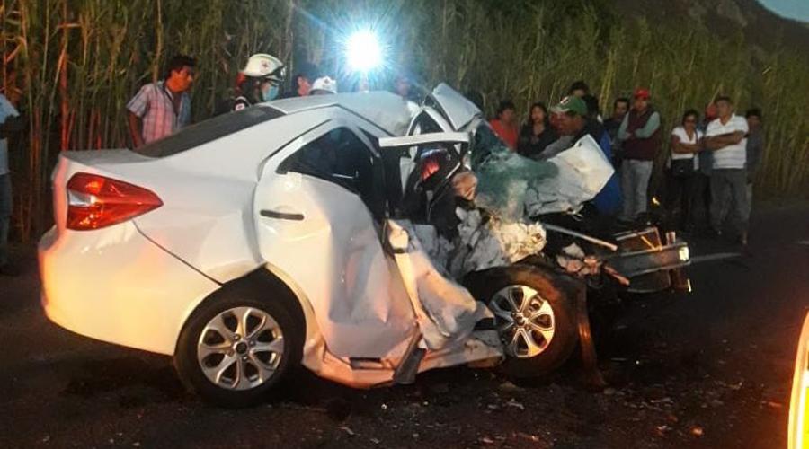 Identifican a profesores muertos en accidente de Tanivet | El Imparcial de Oaxaca