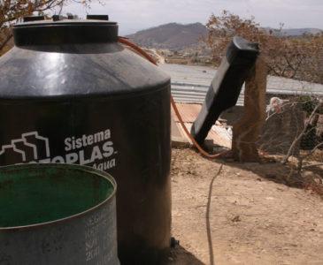 Se preparan oaxaqueños para enfrentar escasez de agua