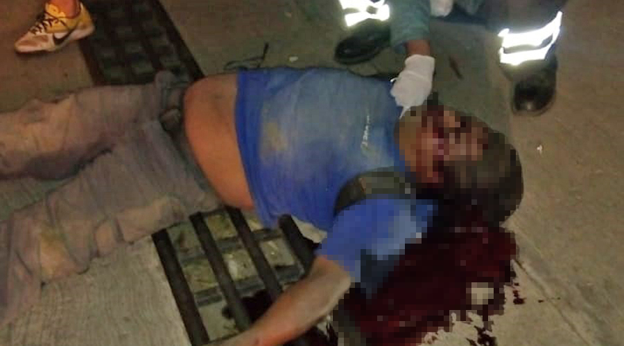 Pierde la vida motociclista en San Juan Bautista La Raya   El Imparcial de Oaxaca