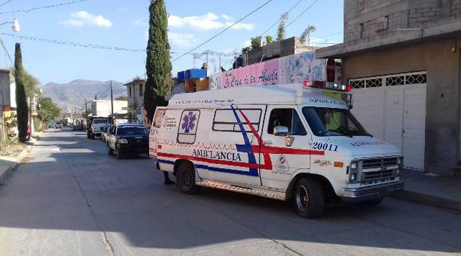 Lesionan a sujeto en calles de Huajuapan de León   El Imparcial de Oaxaca