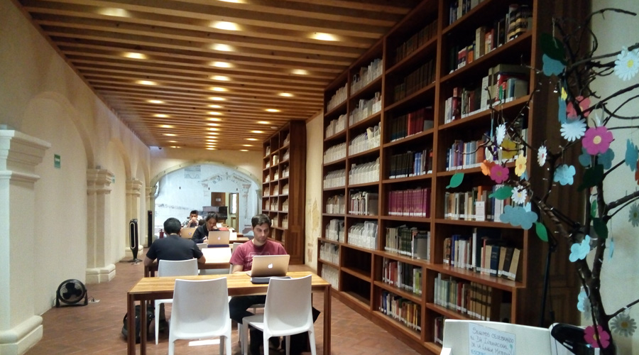 Reúnen en repositorio digital a tres bibliotecas de Oaxaca