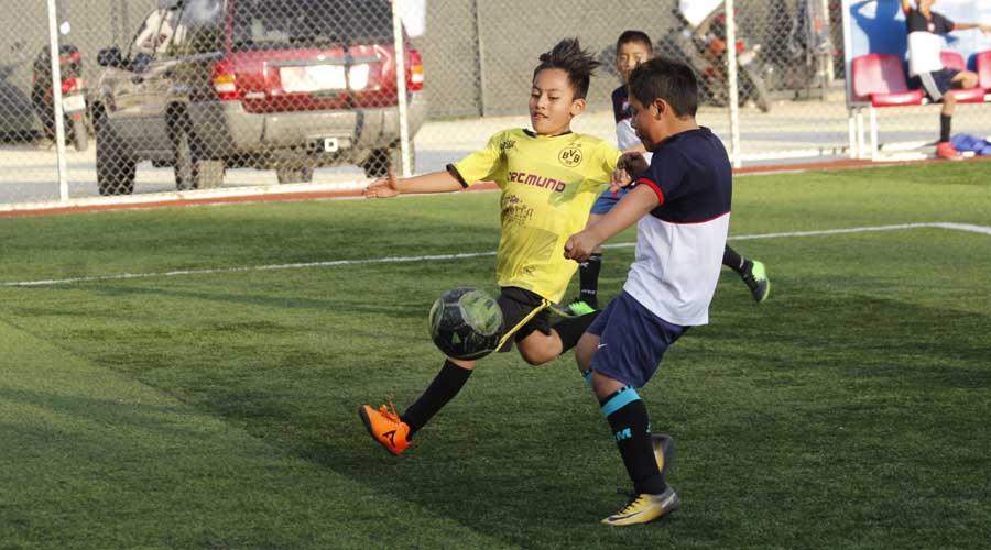 Registra buena respuesta El Futbolito 2019 | El Imparcial de Oaxaca