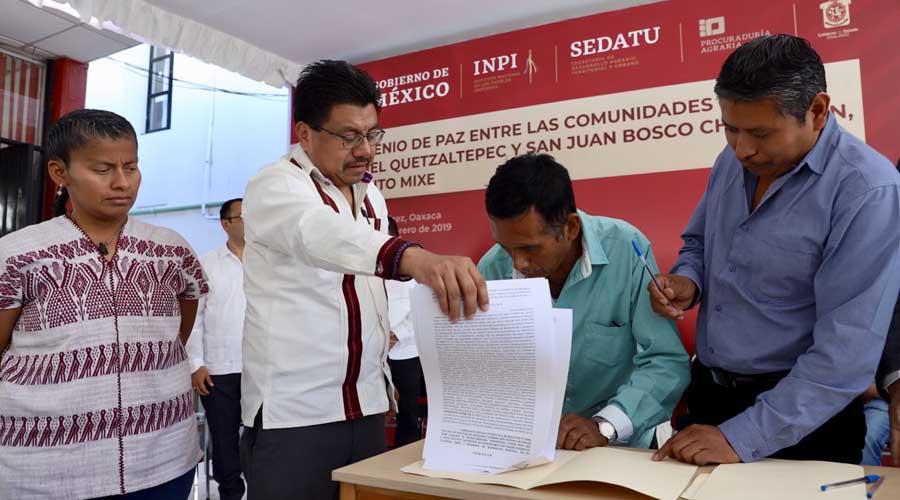 Se tomará en cuenta a pueblos indígenas para proyectos federales: INPI   El Imparcial de Oaxaca