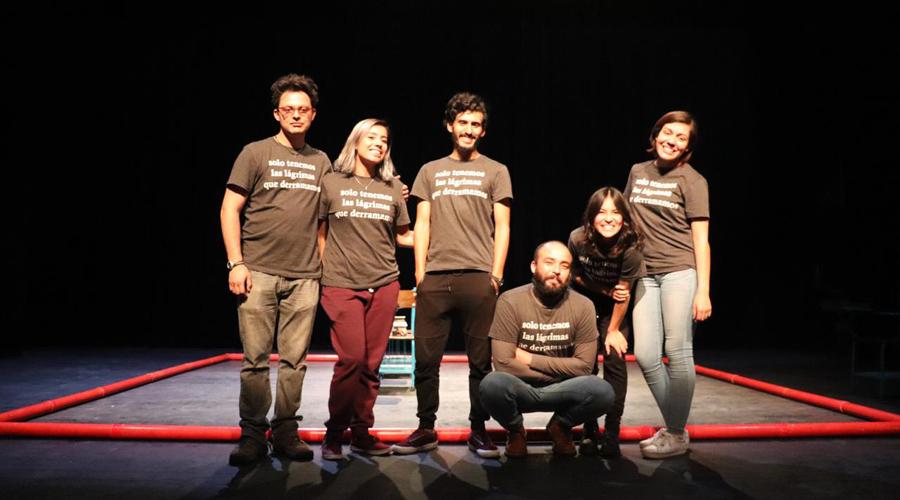 Inicia en Oaxaca, la Muestra Regional de Teatro Zona Centro