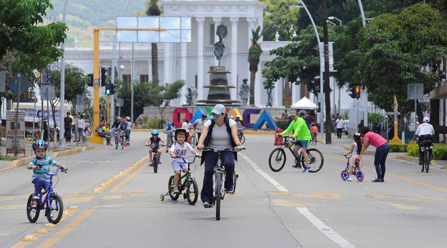 Piden mantener la Vía Recreativa en la capital oaxaqueña | El Imparcial de Oaxaca