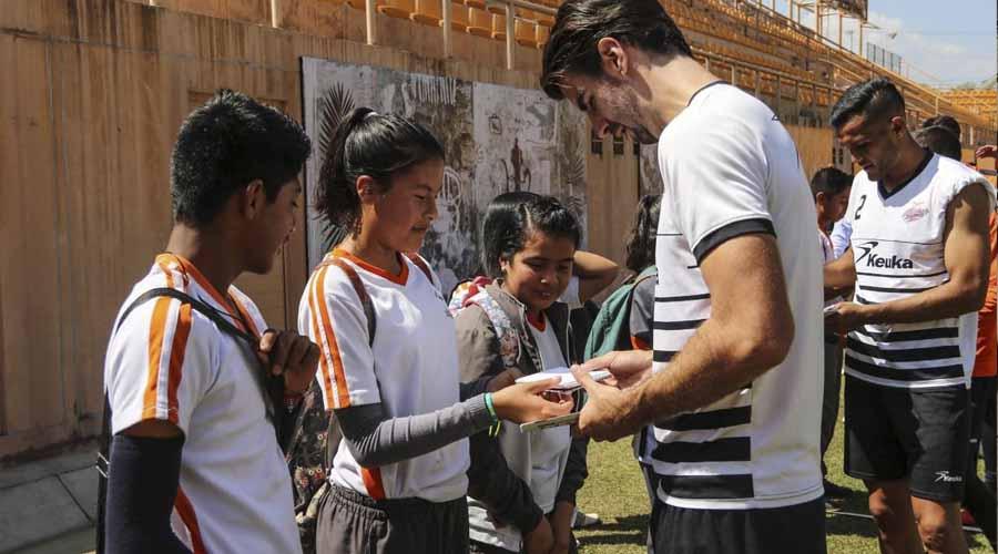 Recibe Alebrijes a estudiantes de telesecundaria de Santiago Tenango   El Imparcial de Oaxaca