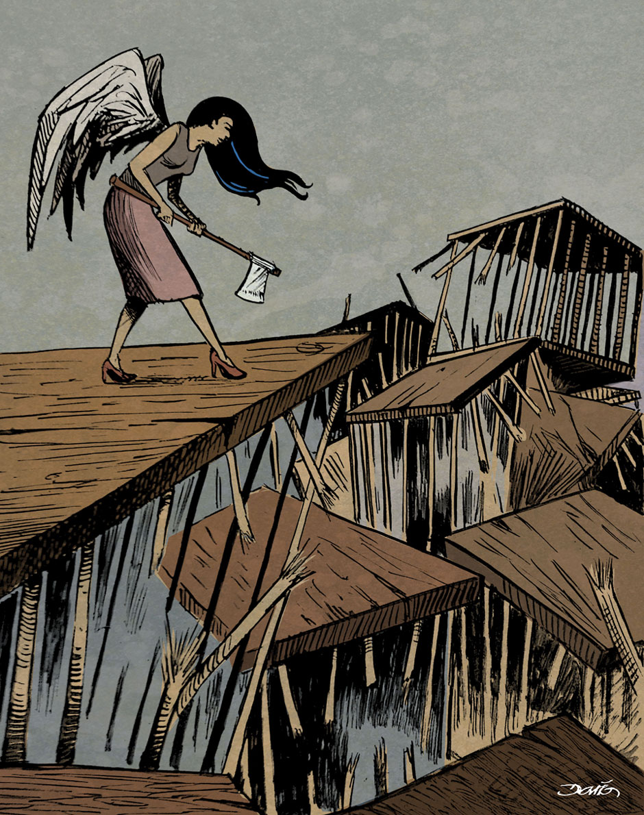 La lucha femenina | El Imparcial de Oaxaca