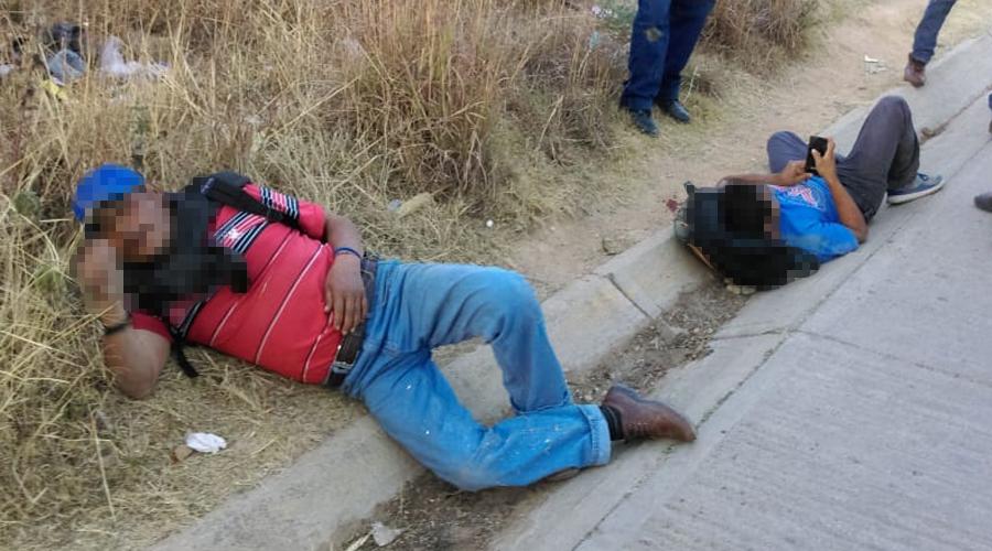 Atropellan a dos hombres en jurisdicción de Etla | El Imparcial de Oaxaca