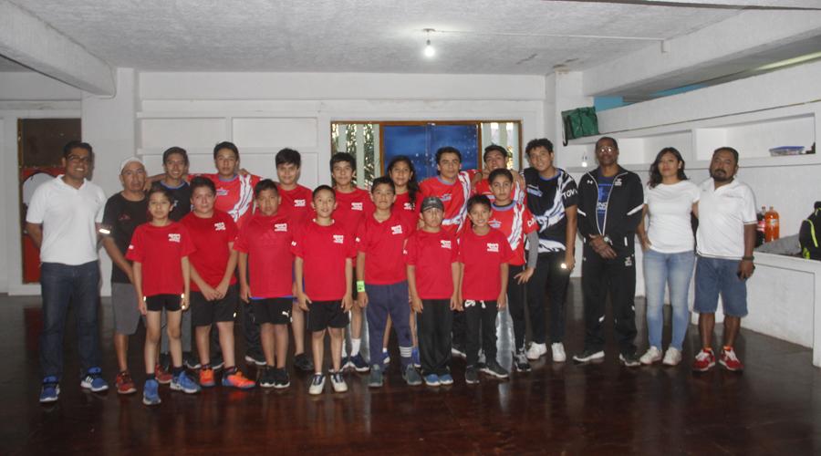 Anacondas se reporta listo para Maratón de Aguas Abiertas