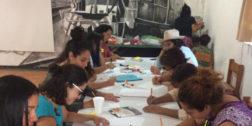 Mujeres de Tehuantepec forman colectivo por Justicia e Igualdad