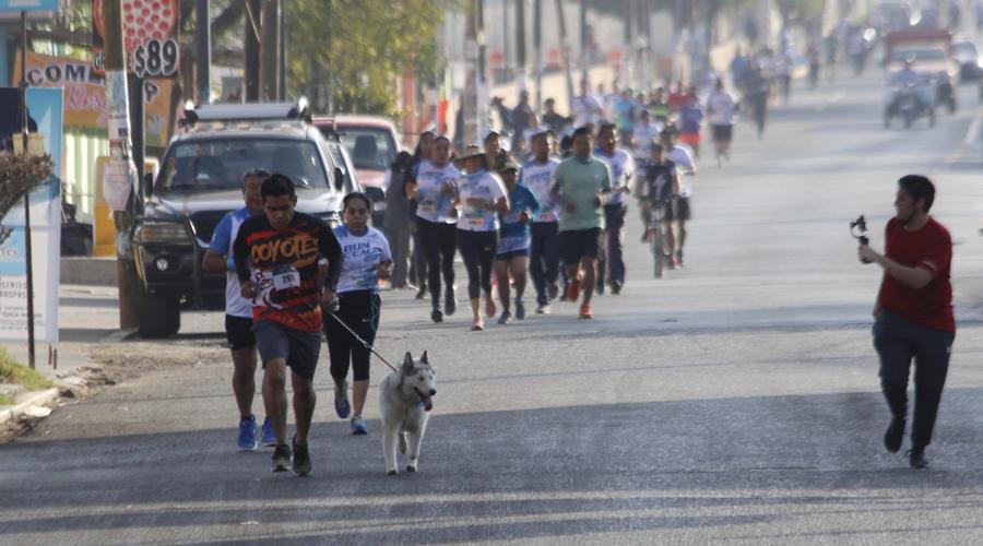 Suspenden carrera atlética del odontologo por huelga en la UABJO | El Imparcial de Oaxaca