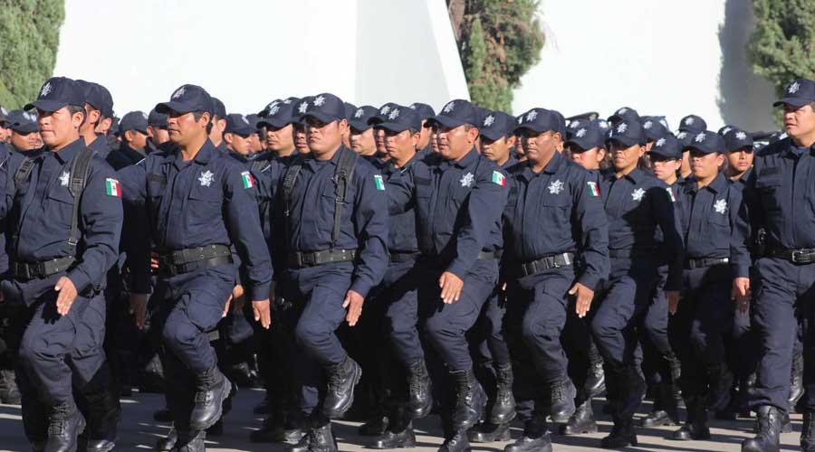 Oaxaca, enfrenta  un déficit de policías | El Imparcial de Oaxaca