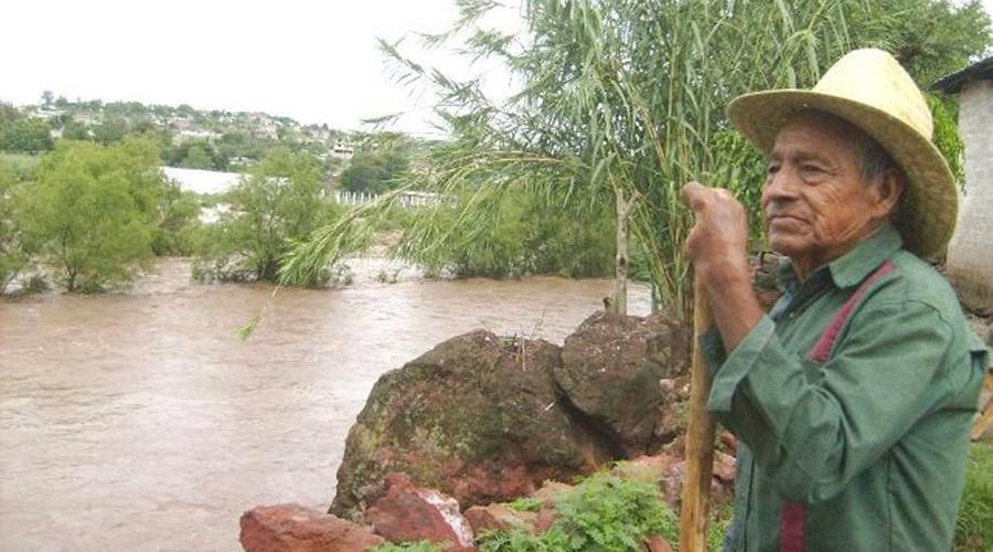 Pobladores de Huajuapan de León ven morir al Río Mixteco