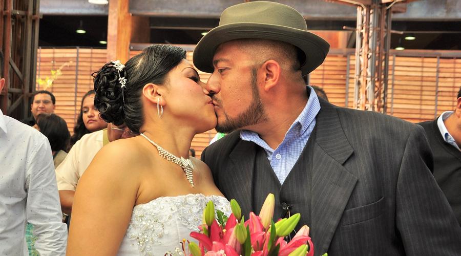 Realizan bodas colectivas en Oaxaca