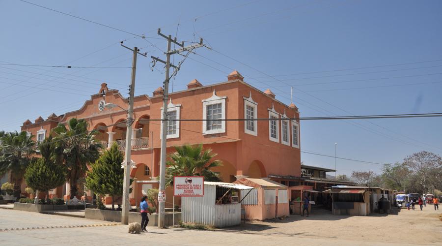 Viven tensa calma en San José del Progreso   El Imparcial de Oaxaca