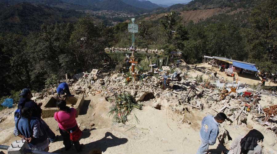 Incendian viviendas en El Pedimento, en Juquila | El Imparcial de Oaxaca