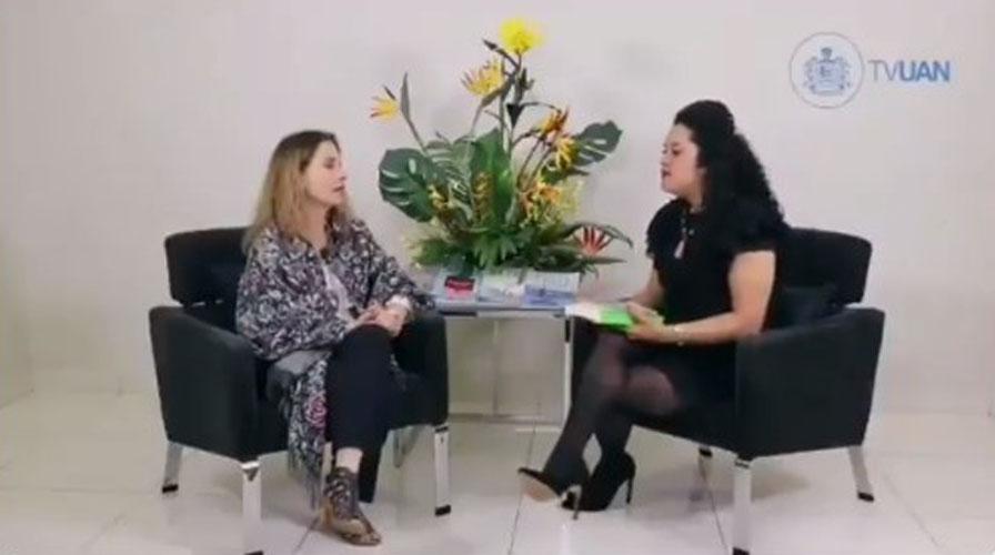 Video: Gutiérrez Müller se equivoca en entrevista y desata la risa en redes sociales | El Imparcial de Oaxaca